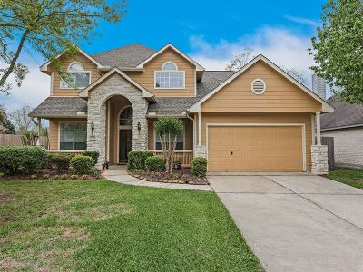 Seabrook Single Family Home For Sale: 2005 Yorktown Court