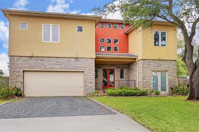 Houston Single Family Home For Sale: 4018 Falkirk Lane