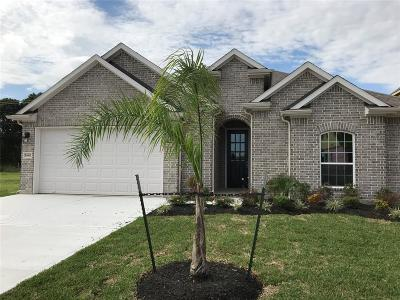 Seabrook Single Family Home For Sale: 1442 Lake Mija Court