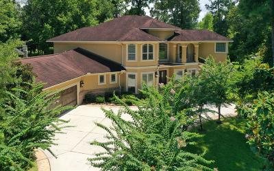 Spring Single Family Home For Sale: 4202 Maple Rapids Lane