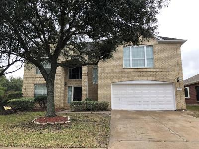 Houston Single Family Home For Sale: 10503 Encino Pass Trail