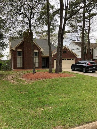 Kingwood Single Family Home For Sale: 5711 Manor Forest Drive