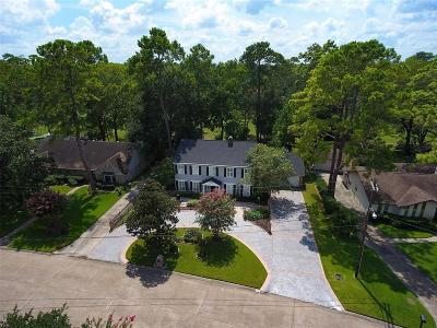 Houston Single Family Home For Sale: 13127 Paradise Valley Drive