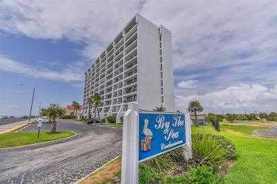 Galveston Mid/High-Rise For Sale: 7310 Seawall Boulevard #907