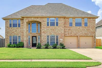 Baytown Single Family Home For Sale: 5015 Wimberly Lane