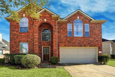 Manvel Single Family Home For Sale: 2 Old Presidio Drive