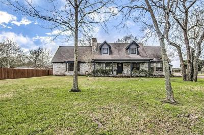 Santa Fe Single Family Home For Sale: 3802 Tower Road