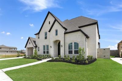 Manvel Single Family Home For Sale: 4735 Mesquite Terrace Drive
