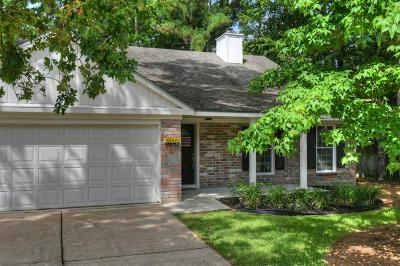 The Woodlands Single Family Home For Sale: 78 N Rushwing Circle