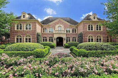 Houston Single Family Home For Sale: 6 Glendenning Lane