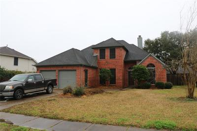 Fresno TX Single Family Home For Sale: $250,000