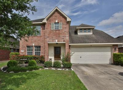 Cypress TX Single Family Home For Sale: $235,500