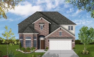 Fulshear Single Family Home For Sale: 2139 Great Egret Bend Bend