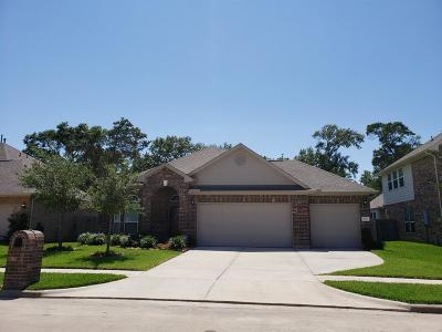 Baytown Single Family Home For Sale: 134 Persimmon Drive