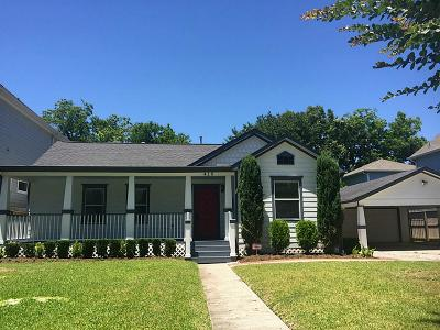 Houston Single Family Home For Sale: 415 W 24th Street