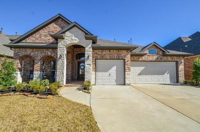 Fulshear TX Single Family Home For Sale: $339,900