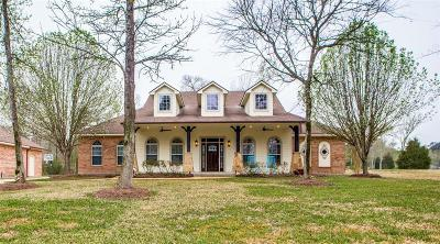 Willis Single Family Home For Sale: 1556 Emerald Lakes Drive