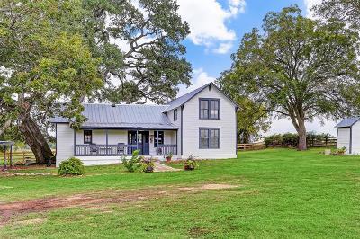Fayette County Farm & Ranch For Sale: 9337 Fm 2981
