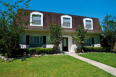 Houston Single Family Home For Sale: 2007 Crystal Court