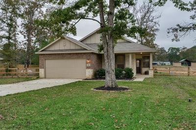 Conroe Single Family Home For Sale: 4558 Coues Deer Lane
