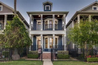 Harris County Single Family Home For Sale: 631 W 16th Street