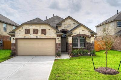 Texas City Single Family Home For Sale: 3222 Primrose Drive