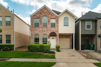 Houston Condo/Townhouse For Sale: 226 Plaza Del Sol Park