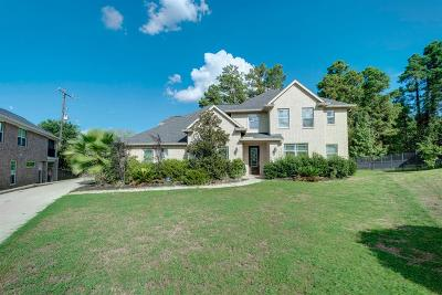 Montgomery Single Family Home For Sale: 16804 Falcon Sound Drive