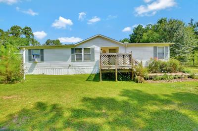 Single Family Home For Sale: 24395 Creekwood Drive