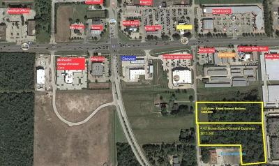 Pearland TX Residential Lots & Land For Sale: $613,346