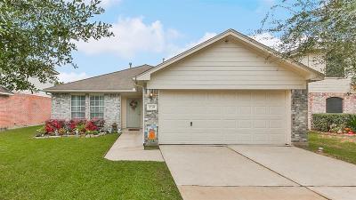 Houston TX Single Family Home For Sale: $145,000