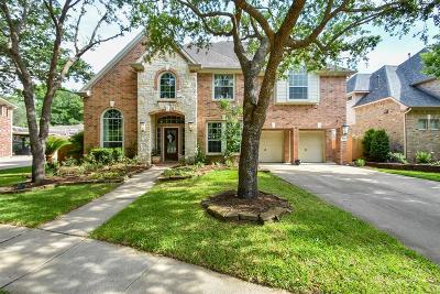 Missouri City Single Family Home For Sale: 10307 Lighthouse Lane