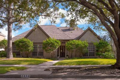 League City Single Family Home For Sale: 2658 Concord Drive