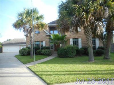 Seabrook Single Family Home For Sale: 3748 Coral Reef Drive