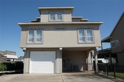 Tiki Island Single Family Home For Sale: 1346 Leilani Drive