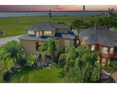 League City Single Family Home For Sale: 1517 Waterside Drive