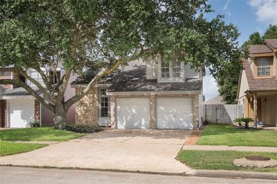 Katy TX Single Family Home For Sale: $1,500