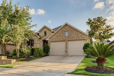 Cypress Single Family Home For Sale: 18415 W Willow Oak Bend Drive
