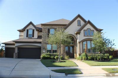 Katy Single Family Home For Sale: 3803 Preston Cove Court