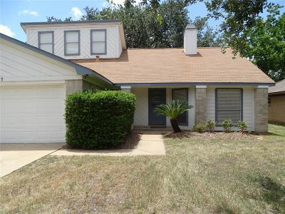 Katy Single Family Home For Sale: 2605 Carson Drive