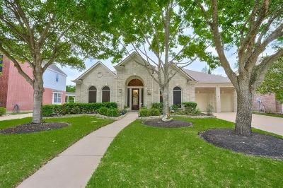 Katy Single Family Home For Sale: 4310 Leaflock Lane