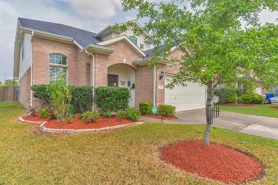 Manvel Single Family Home For Sale: 3 Carmel Chase Court