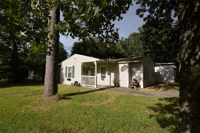 Oak Forest Single Family Home For Sale: 4002 Ella Boulevard