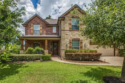 Conroe Single Family Home For Sale: 1872 Leela Springs Drive