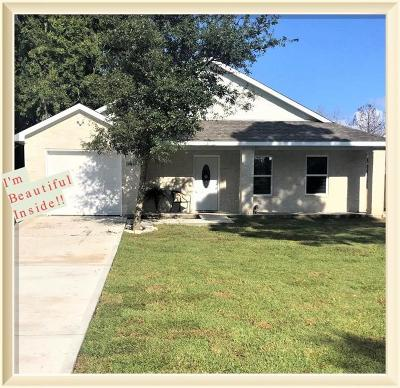 Hitchcock Single Family Home For Sale: 5825 Pecan Park Dr