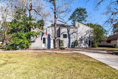 Crosby Single Family Home For Sale: 16046 Broadwater Drive
