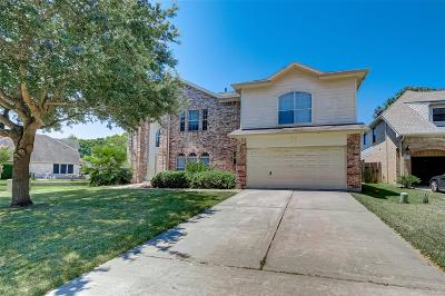 Katy Single Family Home For Sale: 1509 Whispering Oaks Drive