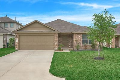 Montgomery County Single Family Home For Sale: 23214 Comarca Drive