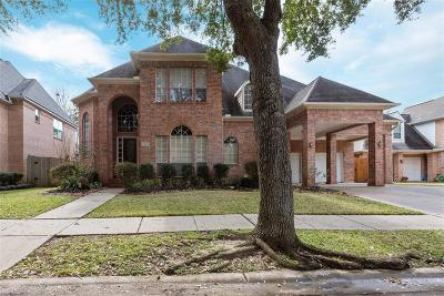 Sugar Land Single Family Home For Sale: 3414 Clearwater Court