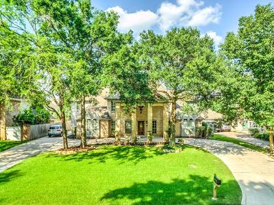 Houston TX Single Family Home For Sale: $297,500